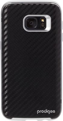 Prodigee Trim Case for Samsung S7 Carbon Black - Prodigee Electronic Cases