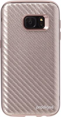 Prodigee Trim Case for Samsung S7 Carbon Rose - Prodigee Electronic Cases