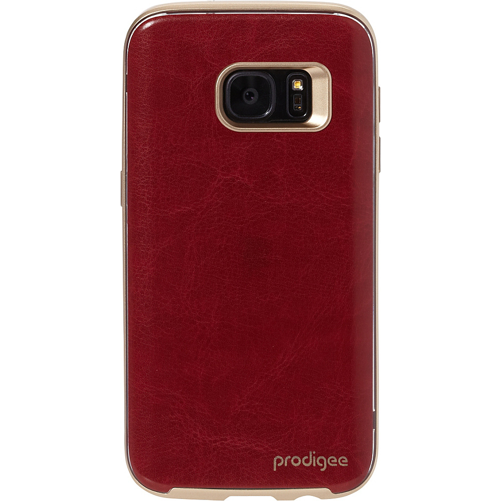 Prodigee Trim Case for Samsung S7 Ruby Red Prodigee Electronic Cases