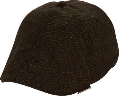 Ben Sherman Core Open Back Driver Hat S/M - Black - Ben Sherman Hats/Gloves/Scarves