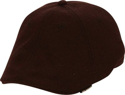 Ben Sherman Core Open Back Driver Hat S/M - Dark Port - Ben Sherman Hats/Gloves/Scarves