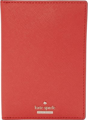 kate spade new york Cameron Street Travel Passport Holder Prickly Pear - kate spade new york Travel Wallets