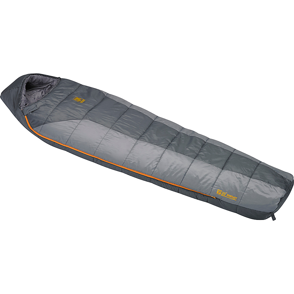 Slumberjack Boundary 20 Degree Reg Rh Two Tone Gray Slumberjack Outdoor Accessories