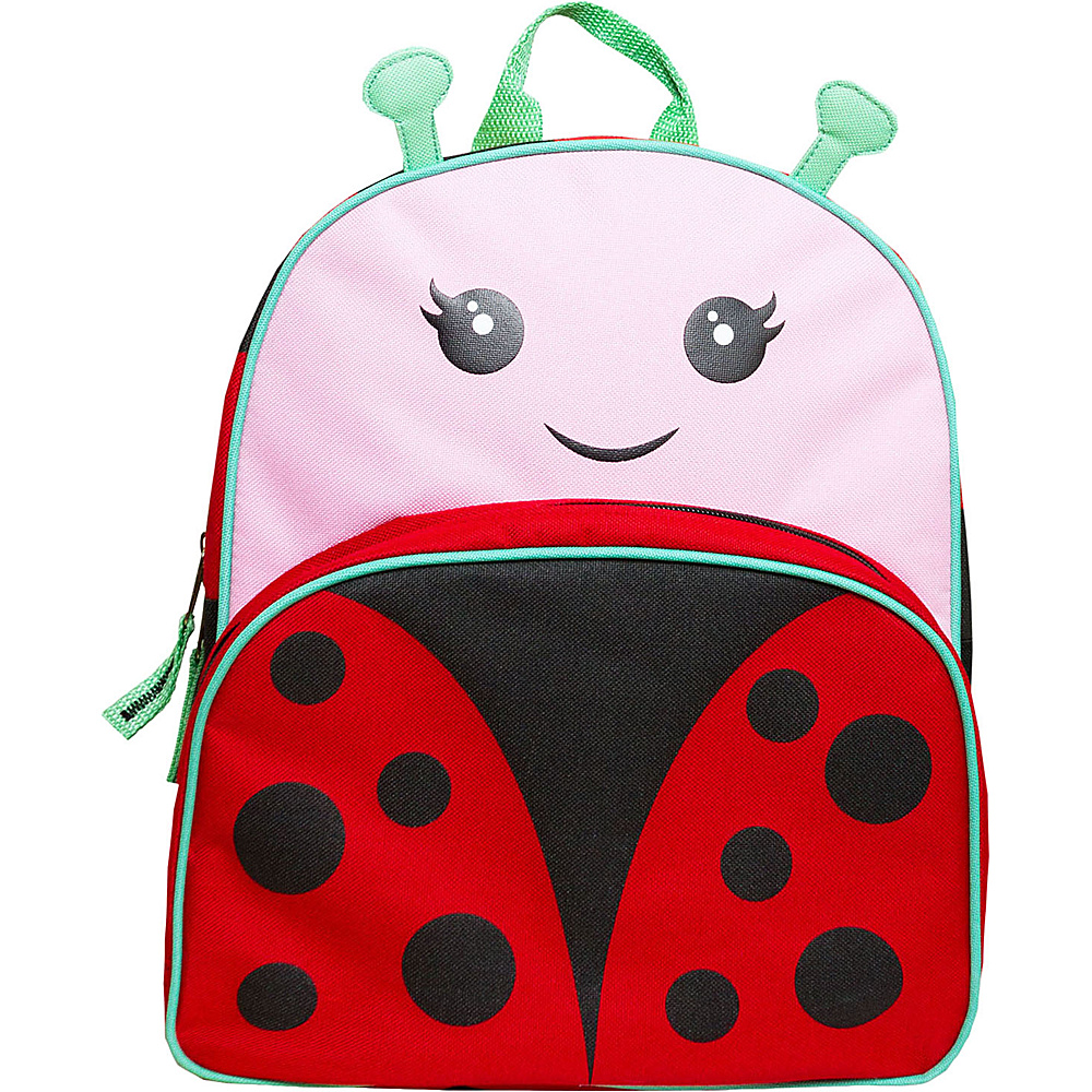 MKF Collection by Mia K. Farrow Little Learner Back To School Backpack Ladybug - MKF Collection by Mia K. Farrow Everyday Backpacks - Backpacks, Everyday Backpacks