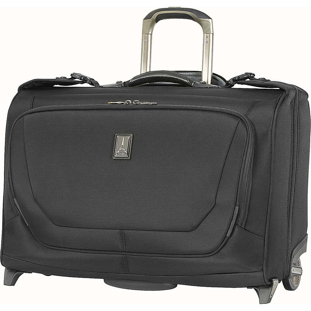 Travelpro Crew 11 Carry-On Rolling Garment Bag Black - Travelpro Garment Bags