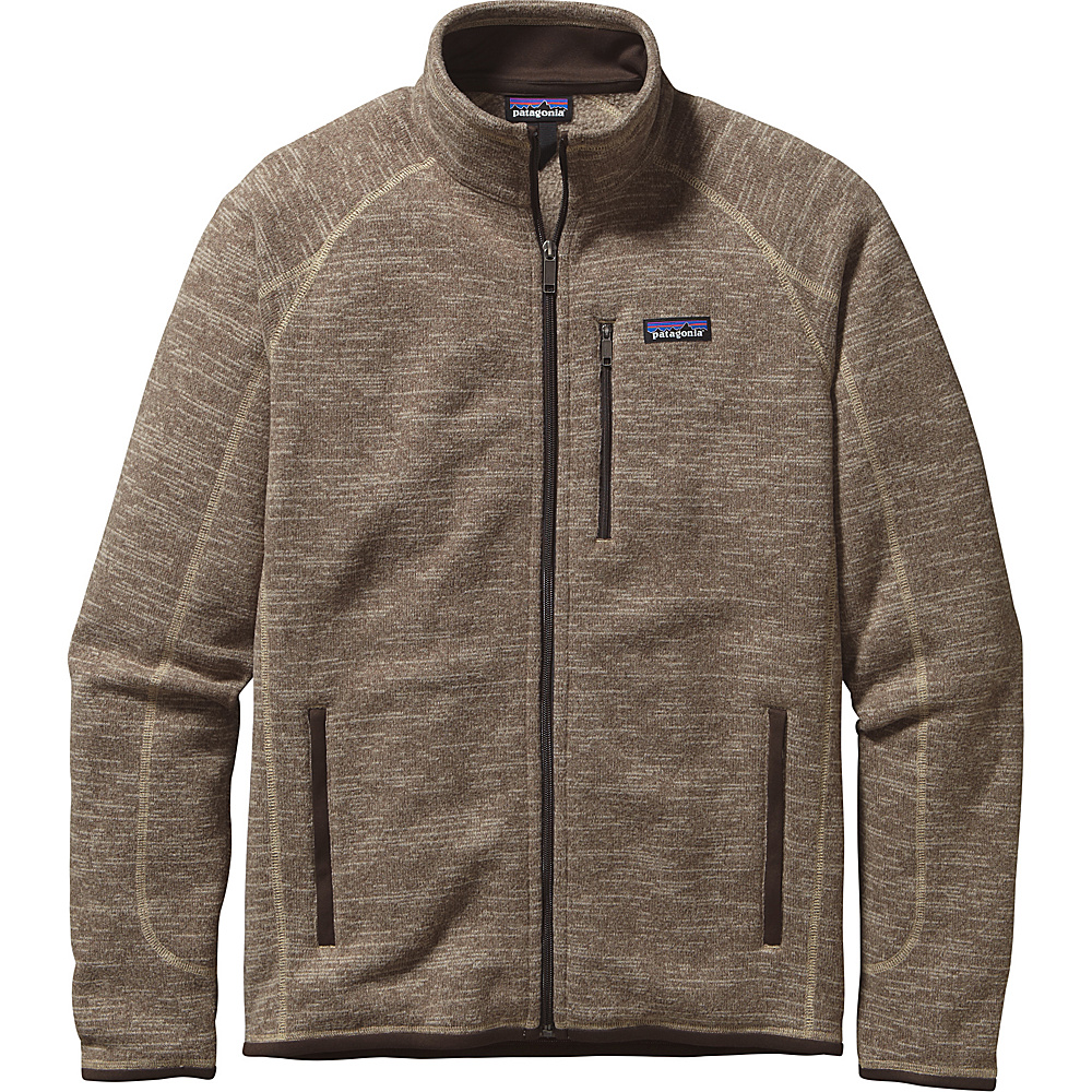 Patagonia Mens Better Sweater Jacket XS - Pale Khaki - Patagonia Mens Apparel - Apparel & Footwear, Men's Apparel