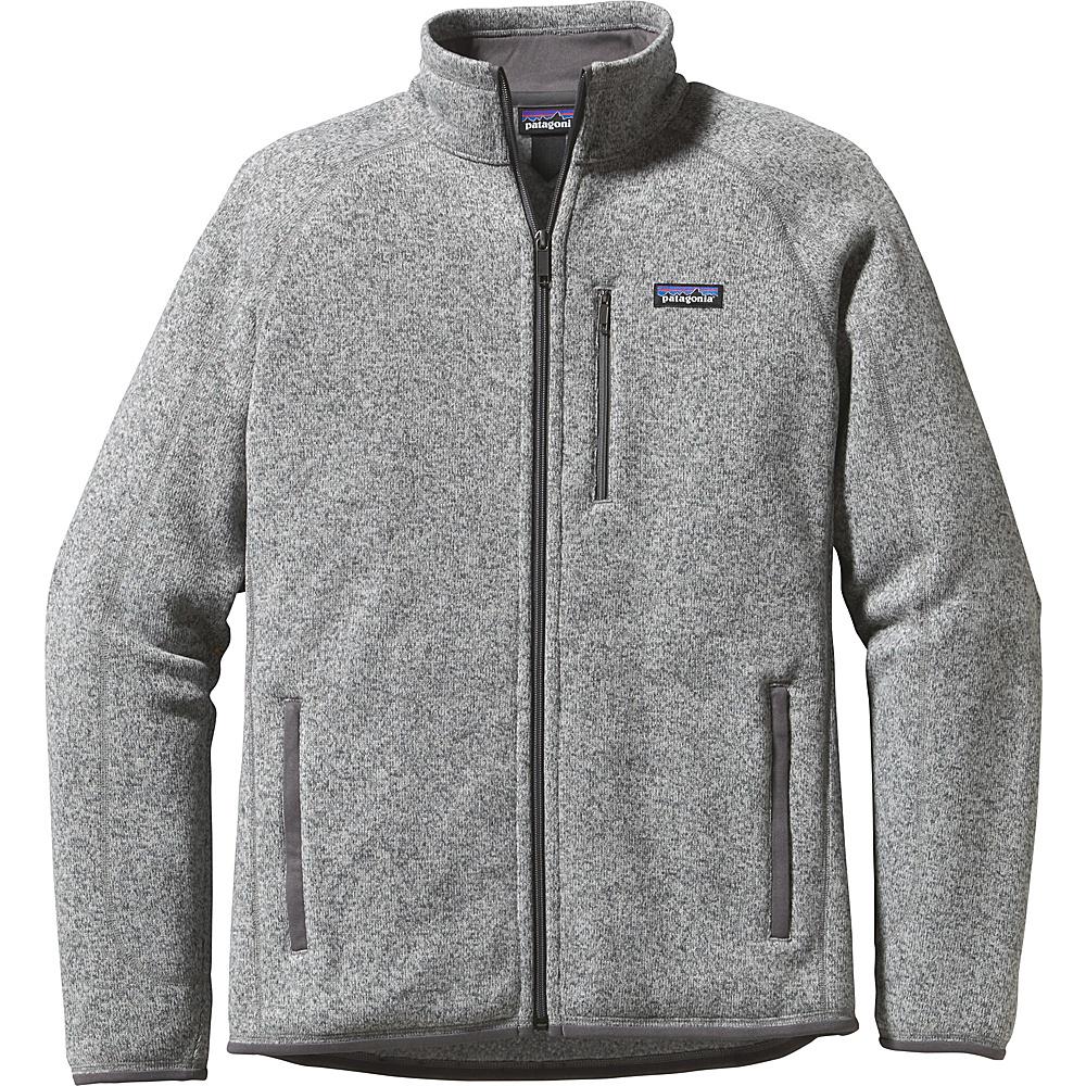 Patagonia Mens Better Sweater Jacket L - Stonewash - Patagonia Mens Apparel - Apparel & Footwear, Men's Apparel