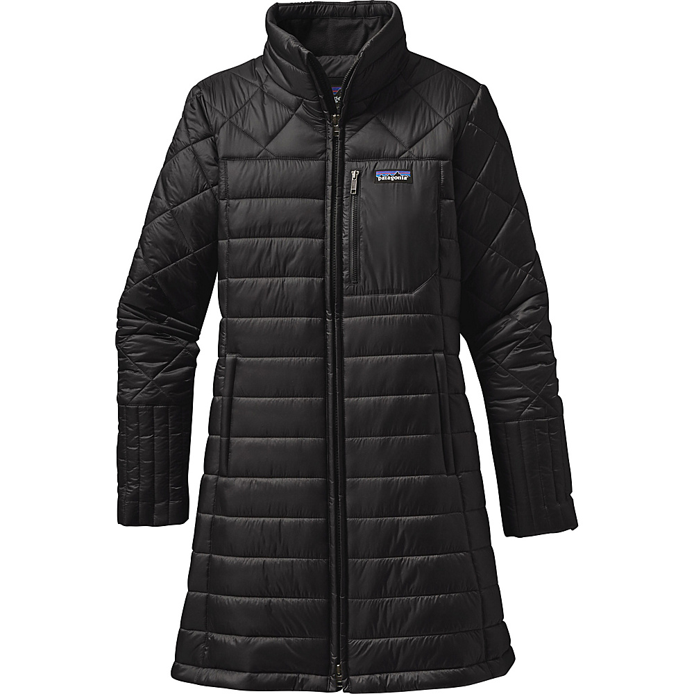 Patagonia Womens Radalie Parka L - Black - Patagonia Womens Apparel - Apparel & Footwear, Women's Apparel
