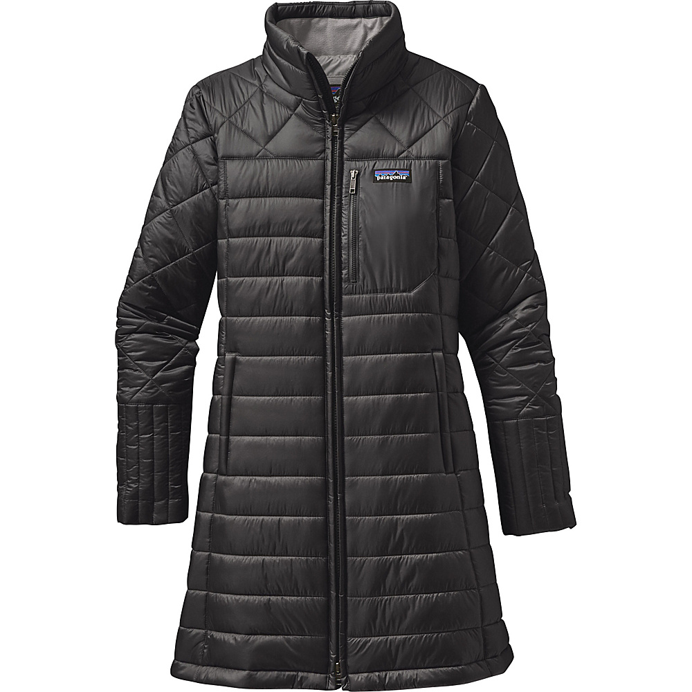 Patagonia Womens Radalie Parka S - Forge Grey - Patagonia Womens Apparel - Apparel & Footwear, Women's Apparel