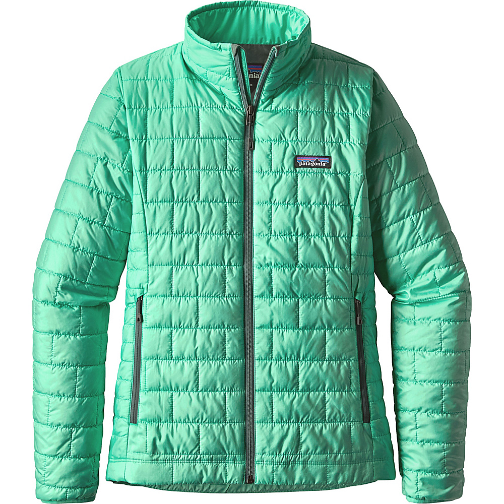 Patagonia Womens Nano Puff Jacket XXS - Galah Green - Patagonia Womens Apparel - Apparel & Footwear, Women's Apparel