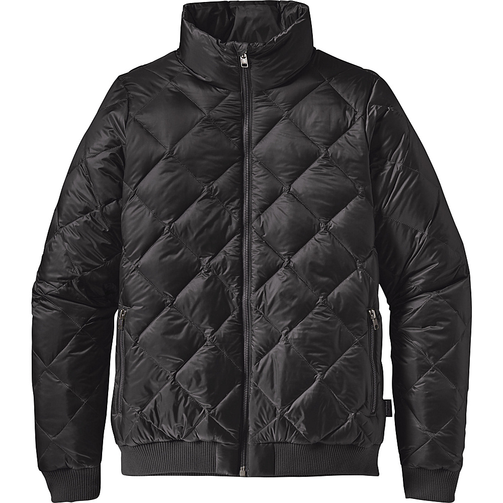 Patagonia Womens Prow Bomber Jacket XS - Black - Patagonia Womens Apparel - Apparel & Footwear, Women's Apparel