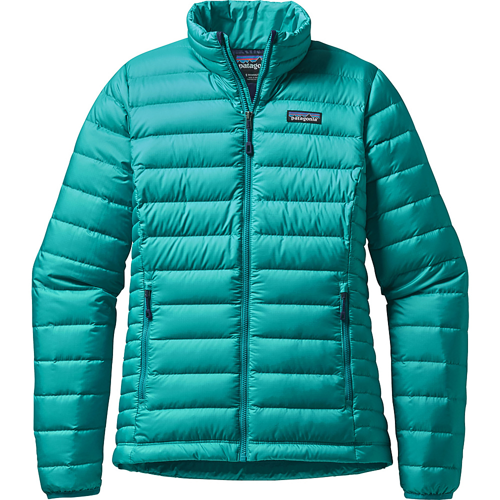 Patagonia Womens Down Jacket XS - Epic Blue - Patagonia Womens Apparel - Apparel & Footwear, Women's Apparel