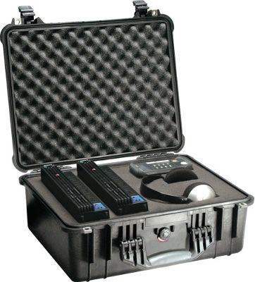 Pelican 1500-000-110 1500 Black Hard Case with Foam Black - Pelican Camera Accessories