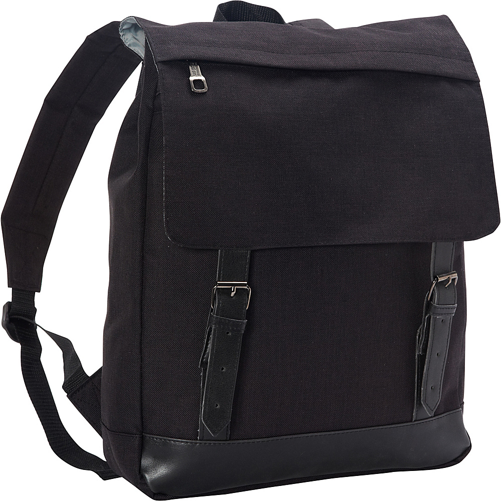 Bellino SoHo Backpack Black - Bellino Everyday Backpacks