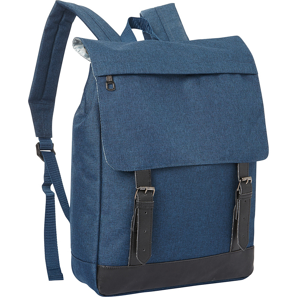 Bellino SoHo Backpack Navy - Bellino Everyday Backpacks