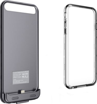 Mota Extended Battery Case iPhone 6 Black - Mota Electronic Cases