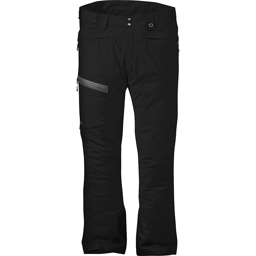 Outdoor Research Offchute Pants 2XL - Black - Outdoor Research Mens Apparel - Apparel & Footwear, Men's Apparel