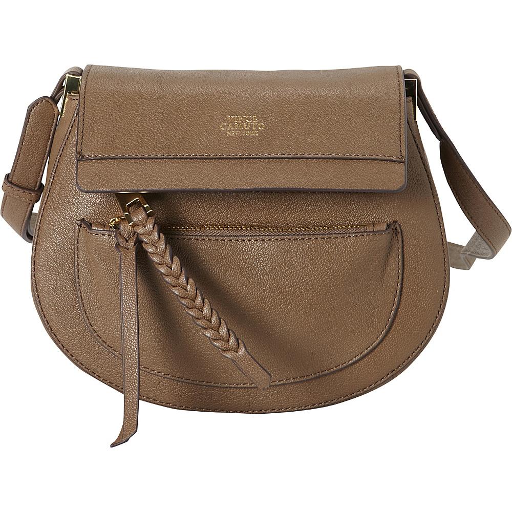 Vince Camuto Ayla Crossbody Smokey Quartz Vince Camuto Designer Handbags