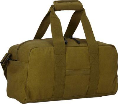 Fox Outdoor Gear Bag 9 inchx18 inch Olive Drab - Fox Outdoor Outdoor Duffels