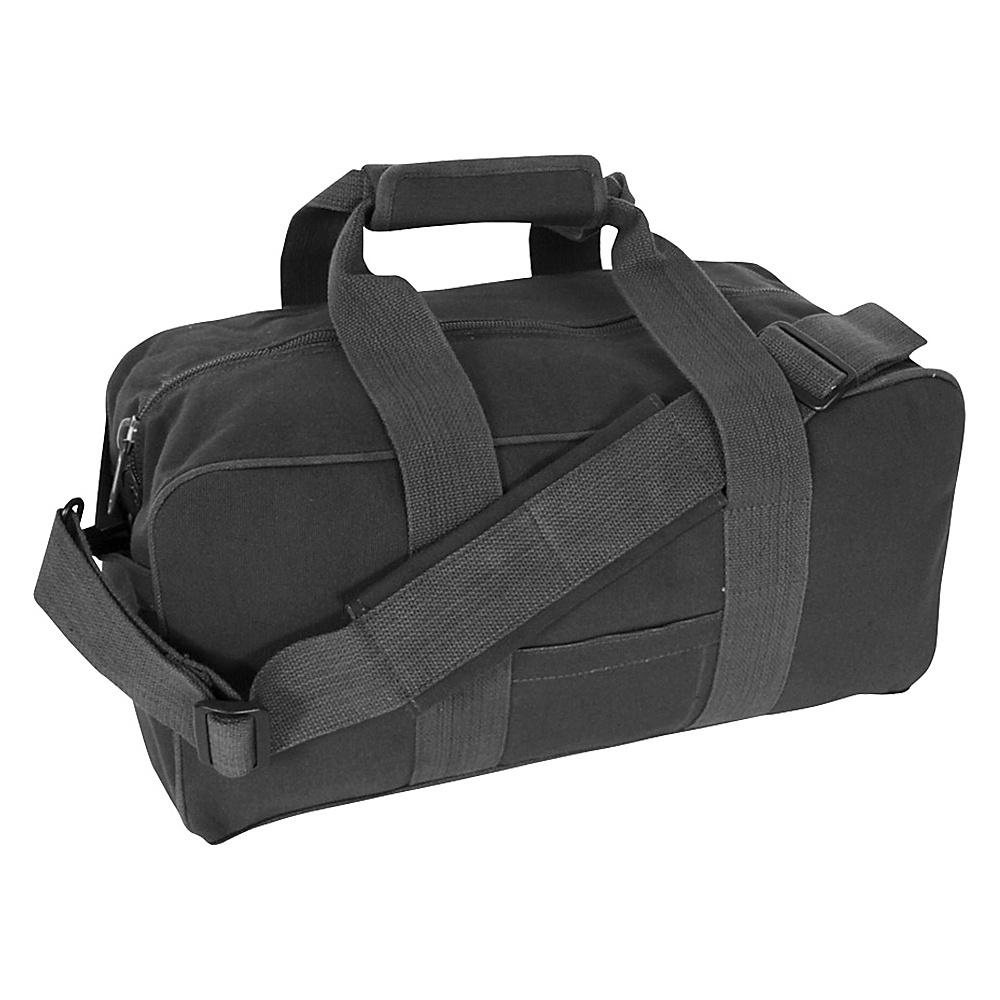 "Fox Outdoor Gear Bag 9""x18"" Black - Fox Outdoor Outdoor Duffels"