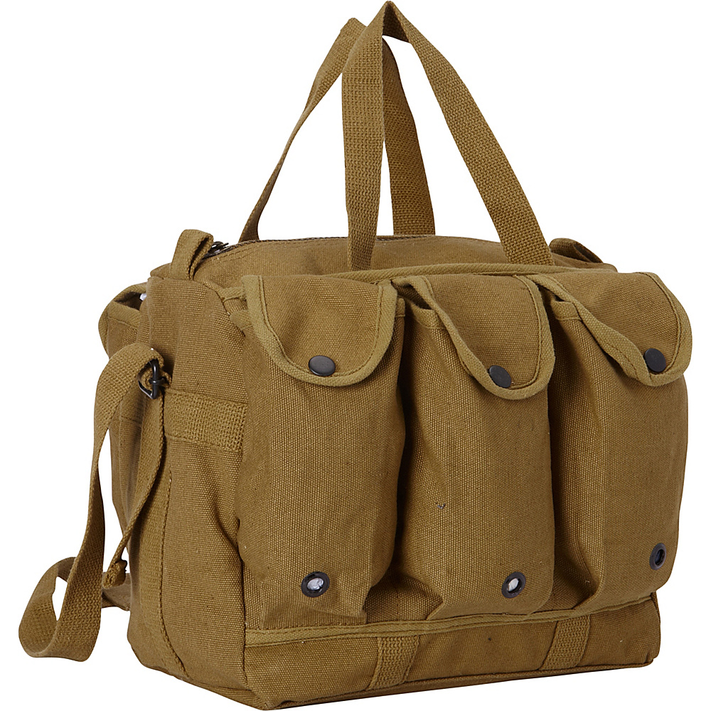 Fox Outdoor Mag Shooter s Bag Coyote Brown Fox Outdoor Outdoor Duffels