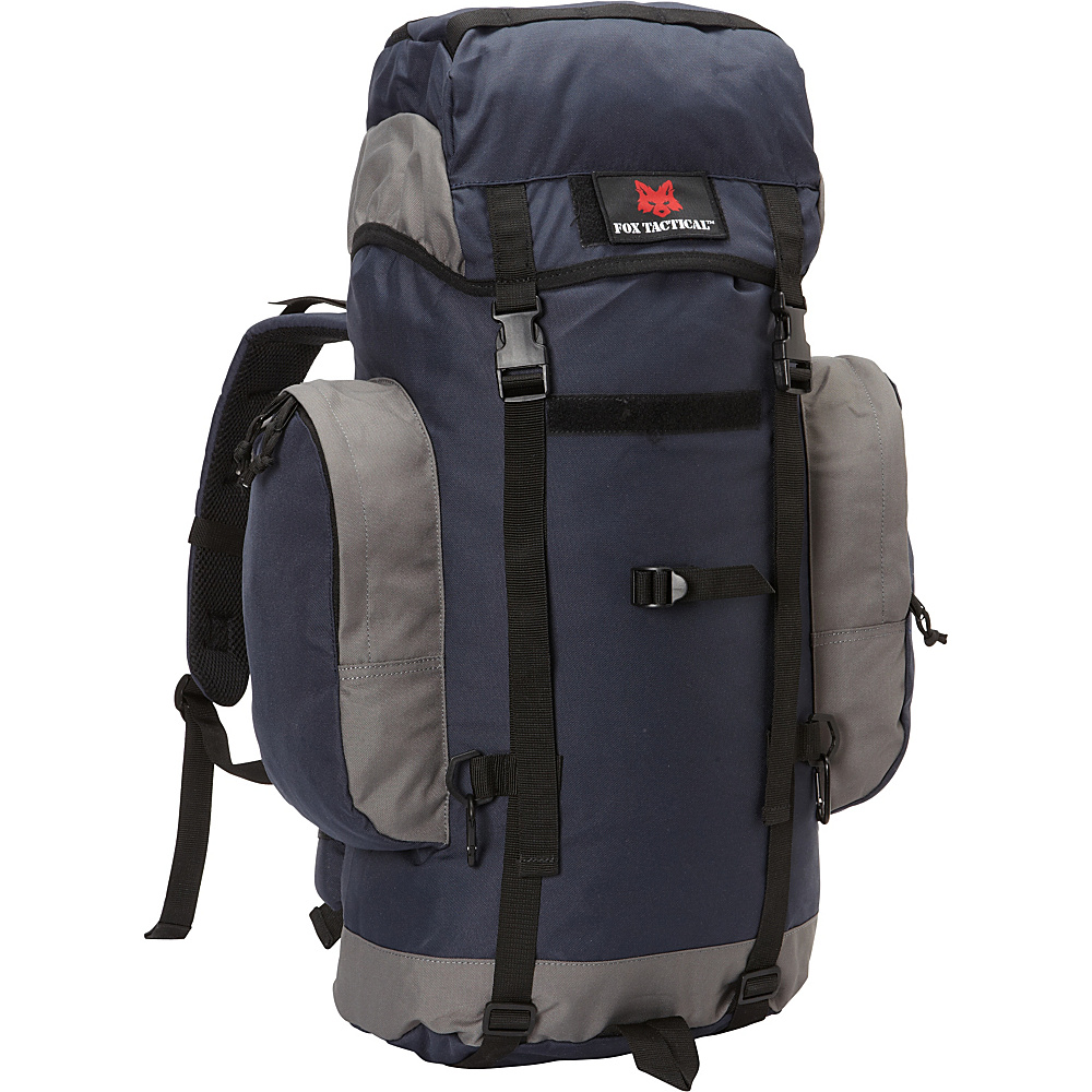 Fox Outdoor Rio Grande 45L Backpack Navy Fox Outdoor Day Hiking Backpacks