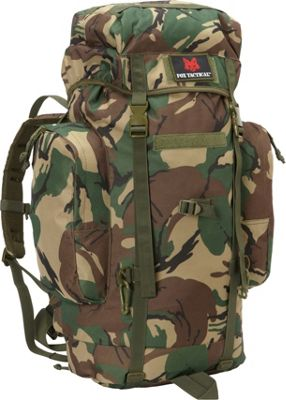 Fox Outdoor Rio Grande 45L Backpack British DPM Camo - Fox Outdoor Day Hiking Backpacks