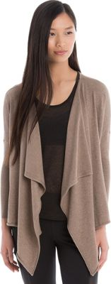Lole Murielle Cardigan S - Cinder Heather - Lole Women's Apparel