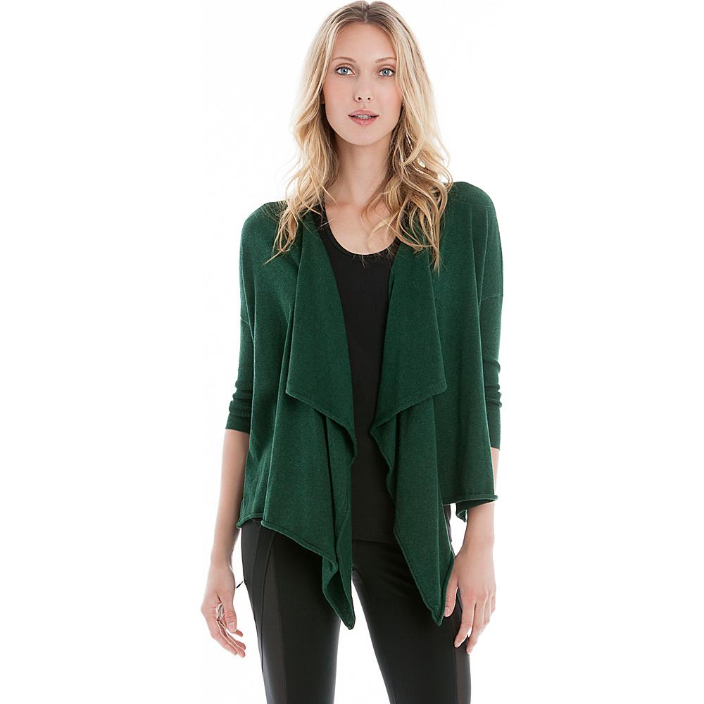 Lole Murielle Cardigan M - Green Heather - Lole Womens Apparel - Apparel & Footwear, Women's Apparel