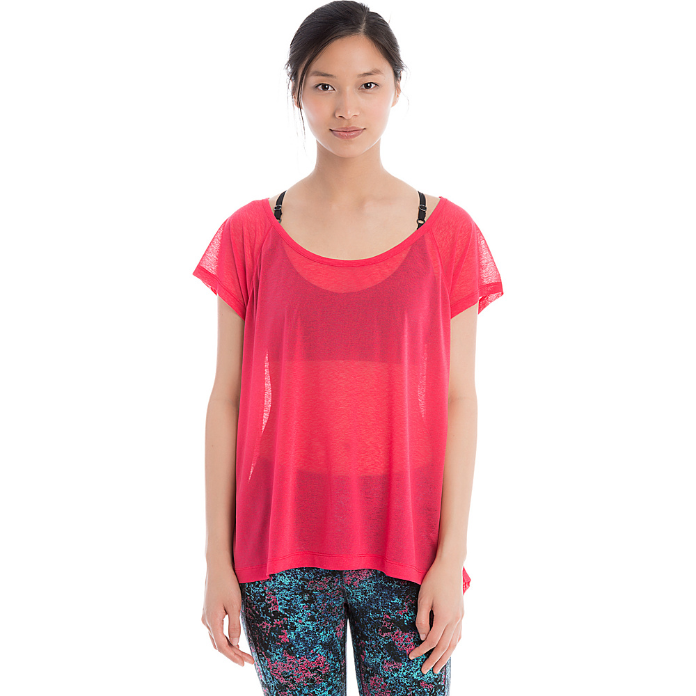 Lole Beth Top XS - Azalea - Lole Womens Apparel - Apparel & Footwear, Women's Apparel