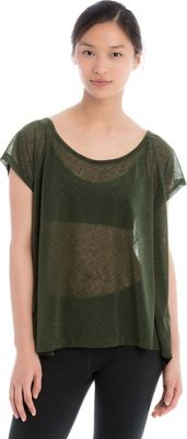 Lole Beth Top S - Green - Lole Women's Apparel