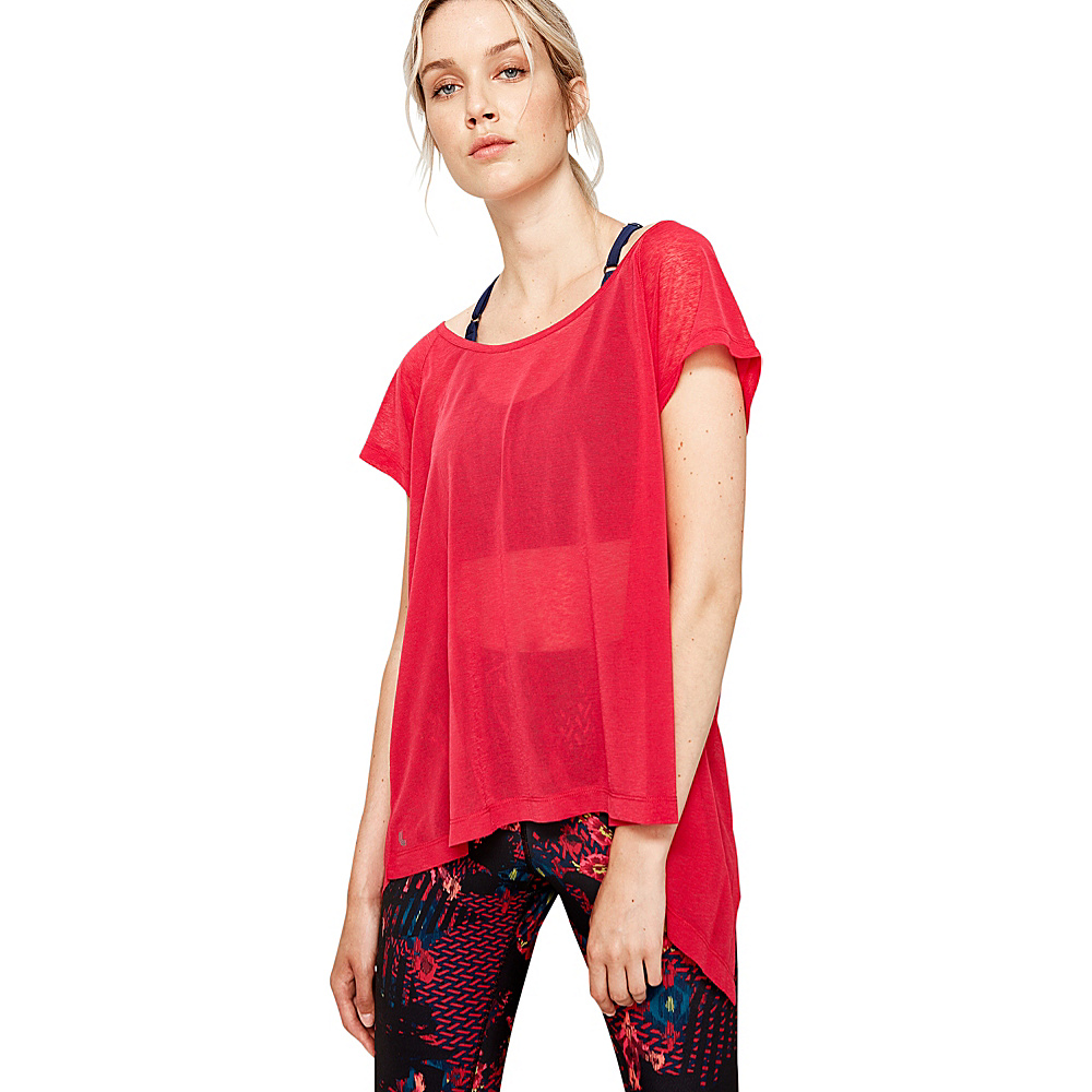 Lole Beth Top S - Watermelon - Lole Womens Apparel - Apparel & Footwear, Women's Apparel
