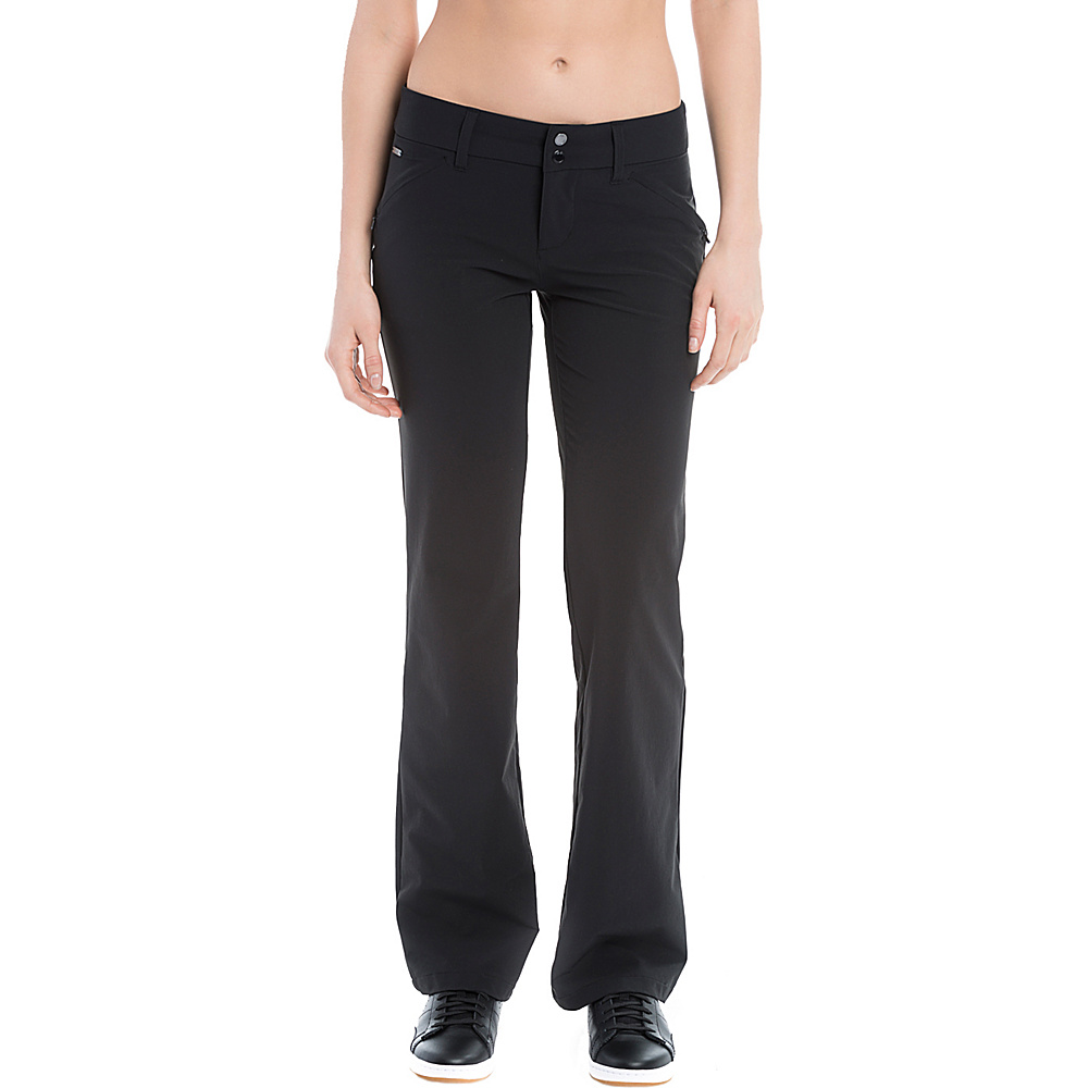 Lole Travel Pants 4 - Black - Lole Womens Apparel - Apparel & Footwear, Women's Apparel