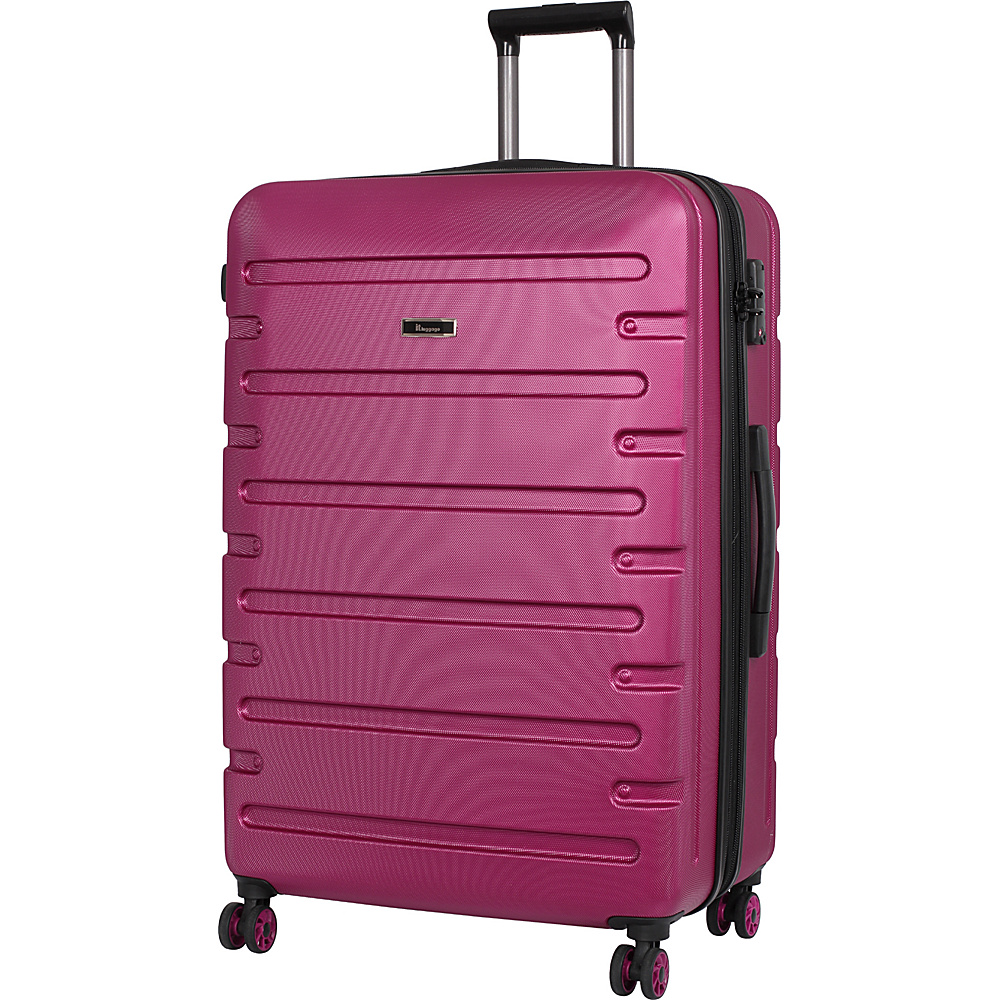 it luggage Outward Bound 30.7 8 Wheel Spinner Vivacious it luggage Softside Checked