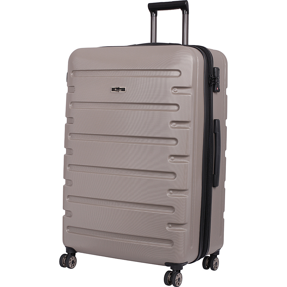 it luggage Outward Bound 30.7 8 Wheel Spinner Satellite it luggage Softside Checked