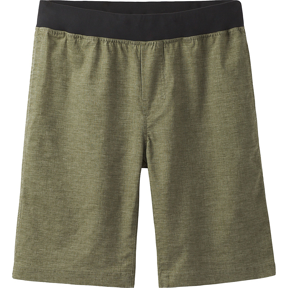 PrAna Vaha Short XL - Gravel - PrAna Mens Apparel - Apparel & Footwear, Men's Apparel