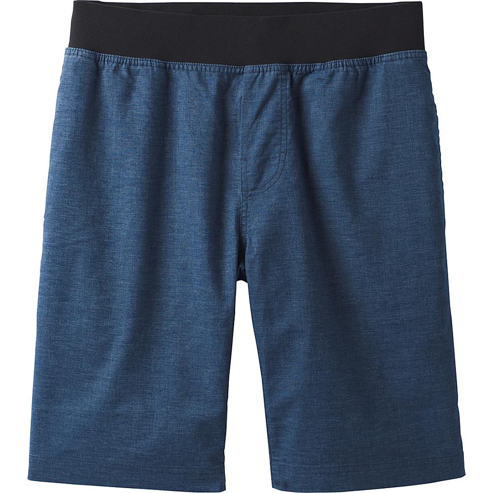 PrAna Vaha Short S - Equinox Blue - PrAna Mens Apparel - Apparel & Footwear, Men's Apparel
