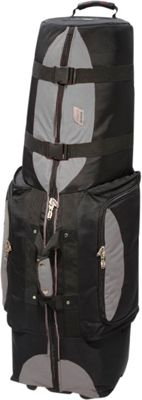 Andare Regiment Softside Wheeled Golf Set Travel Cover Grey/ Black - Andare Golf Bags