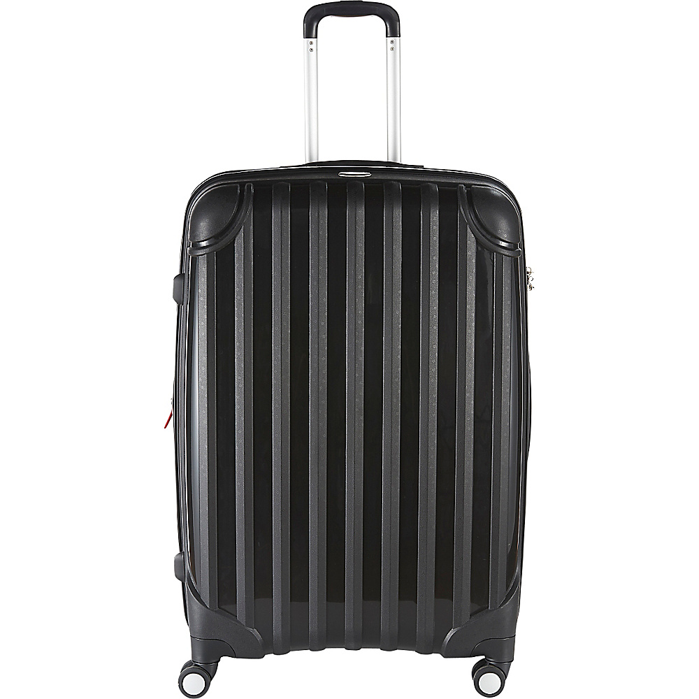 Andare Miami 25 8 Wheel Spinner Upright Black Andare Softside Checked