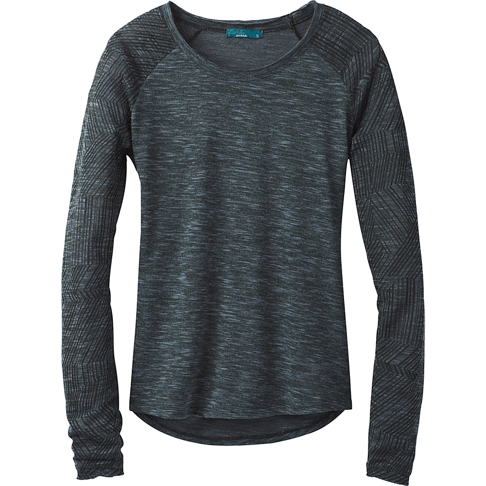 PrAna Zanita Top M - Deep Balsam - PrAna Womens Apparel - Apparel & Footwear, Women's Apparel