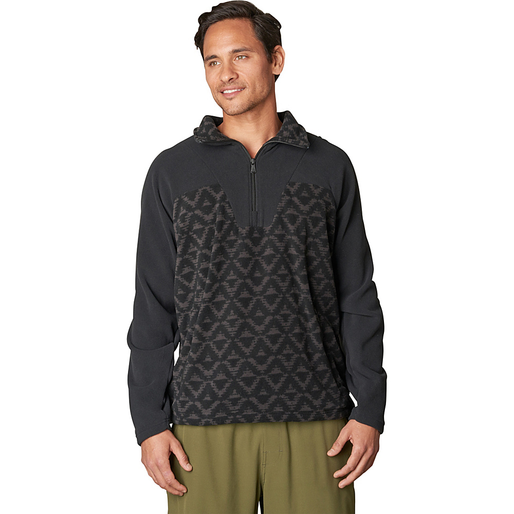 PrAna Arnu Jacket M - Charcoal - PrAna Mens Apparel - Apparel & Footwear, Men's Apparel