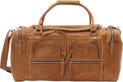 Vagabond Traveler NESTOR - 21 Leather Overnight Traveler ...
