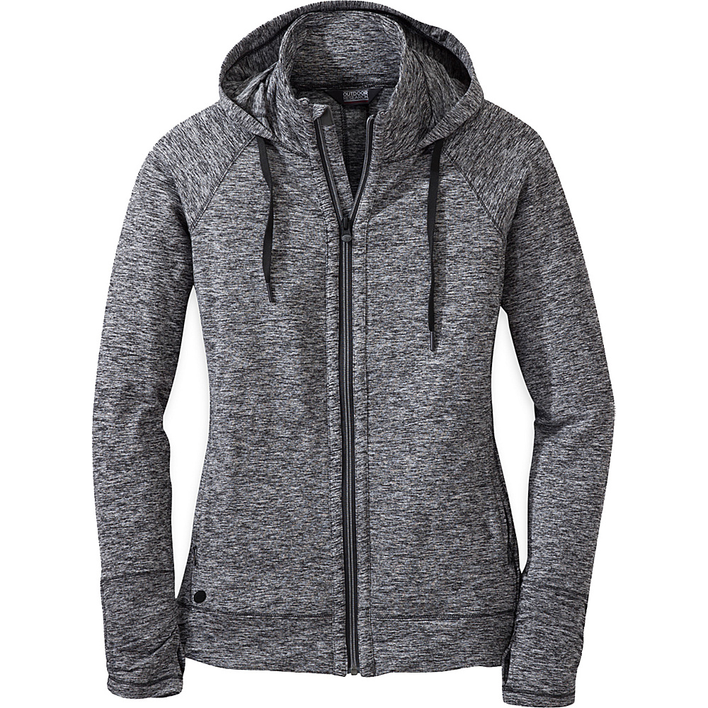 Outdoor Research Melody Hoody XL - Black - Outdoor Research Womens Apparel - Apparel & Footwear, Women's Apparel