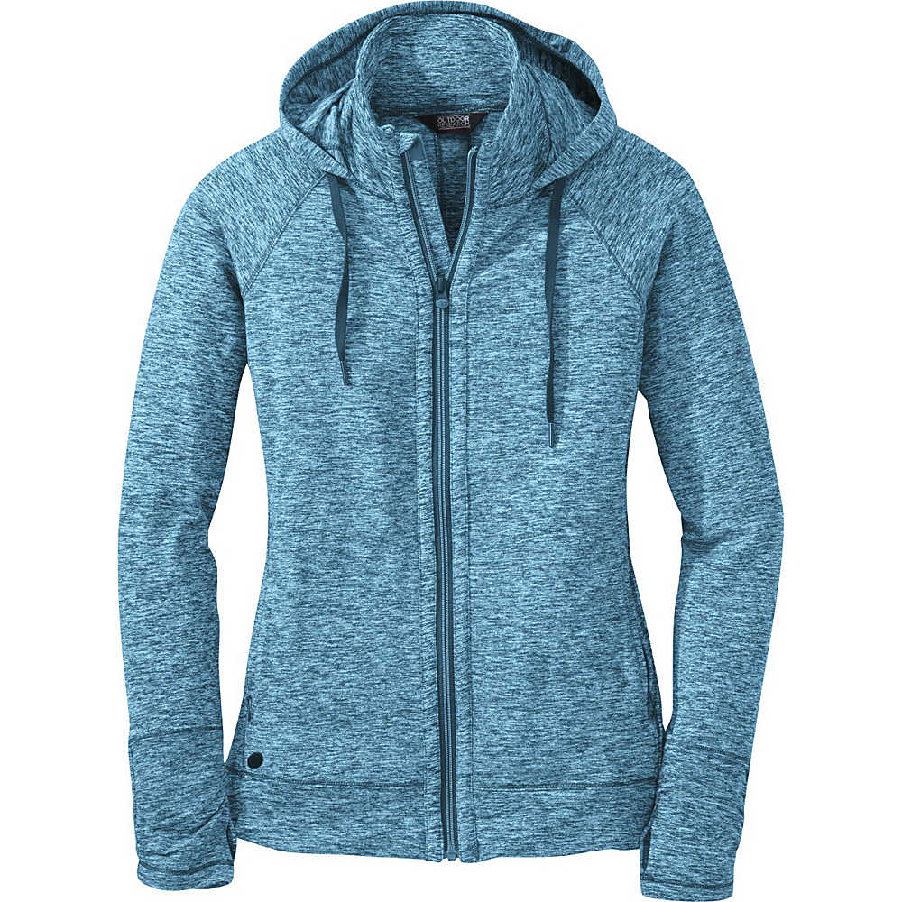 Outdoor Research Melody Hoody XS - Oasis - Outdoor Research Womens Apparel - Apparel & Footwear, Women's Apparel