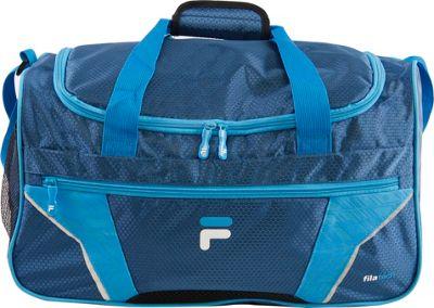 Fila Drone Small Gym Duffel Bag Navy/Blue - Fila Gym Duffels