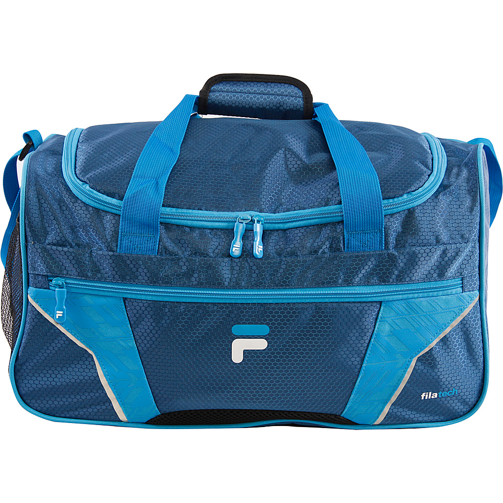 Fila Drone Small Gym Duffel Bag Navy Blue Fila Gym Duffels