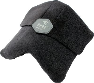 Trtl Travel Pillow Black - Trtl Travel Pillows & Blankets