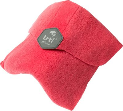 Trtl Travel Pillow Coral - Trtl Travel Pillows & Blankets
