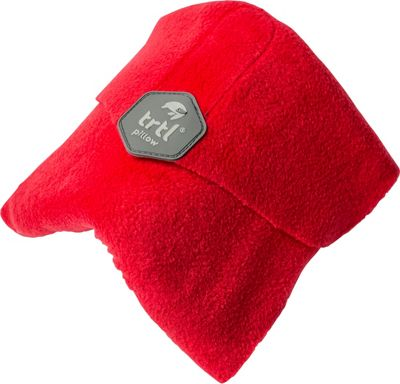 Trtl Travel Pillow Red - Trtl Travel Pillows & Blankets