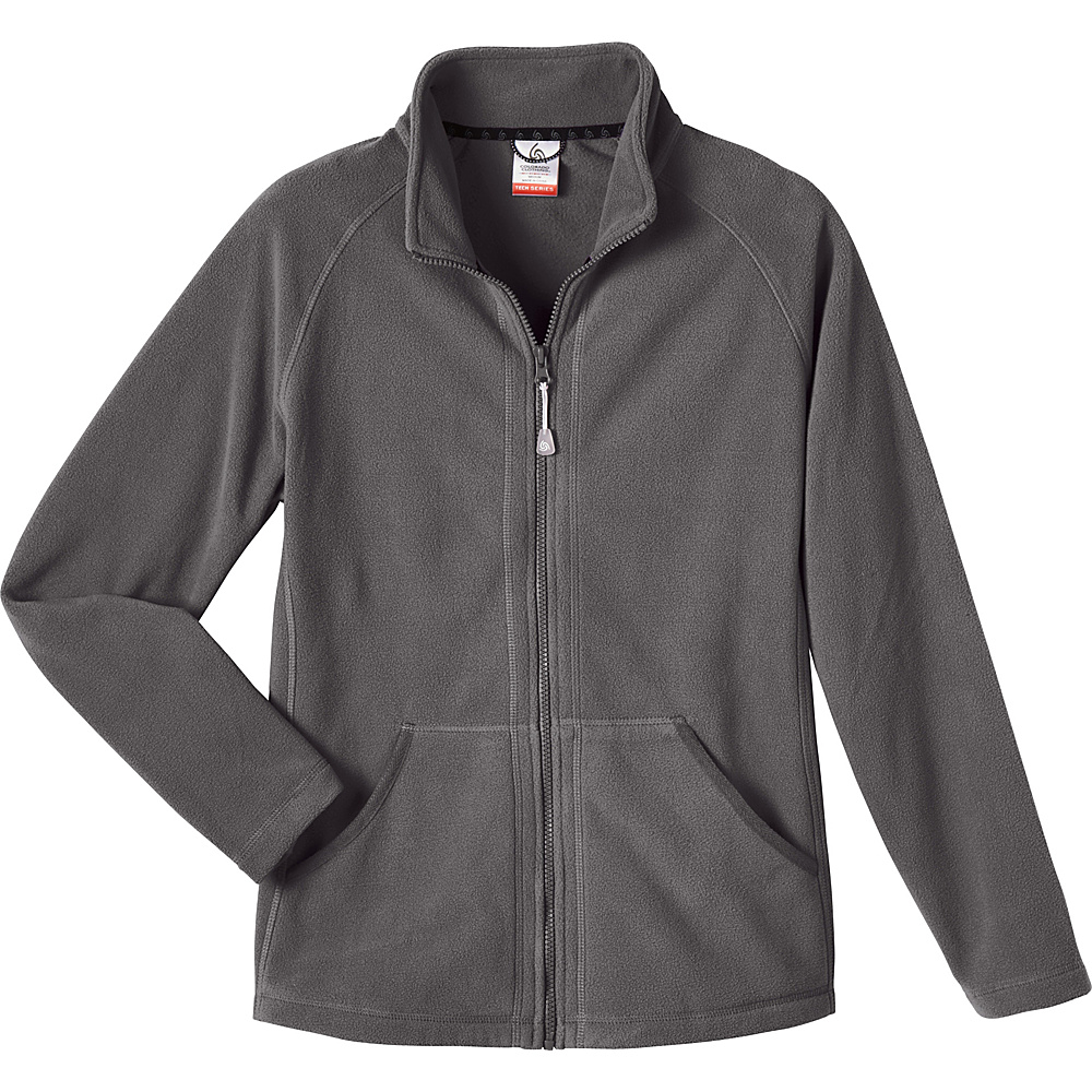 Colorado Clothing Womens Frisco Jacket XL - Slate - Colorado Clothing Women's Apparel Womens Frisco Jacket XL - Slate. Innovative and versatile, the Tech Series is engineered with high-performance features that go the extra mile. Moisture wicking, breathing, and water-resistant capabilities provide essential protection from the elements.